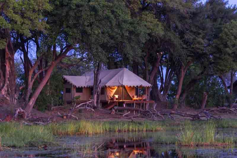 Duba Explorers Camp, Duba Explorers Camp, African Safari Experts