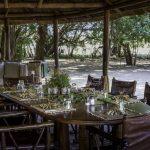 dining room, kuyenda, africa, zambia, south luangwa, african safari experts
