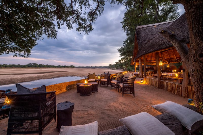 chamilandu, river, africa, zambia, south luangwa, african safari experts