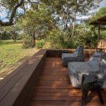 chamilandu, deck, chairs, hide, game viewing, africa, bush, zambia, south luangwa, african safari experts