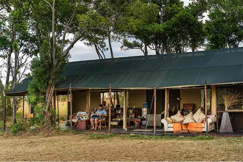 lemala mara mobile safari camp