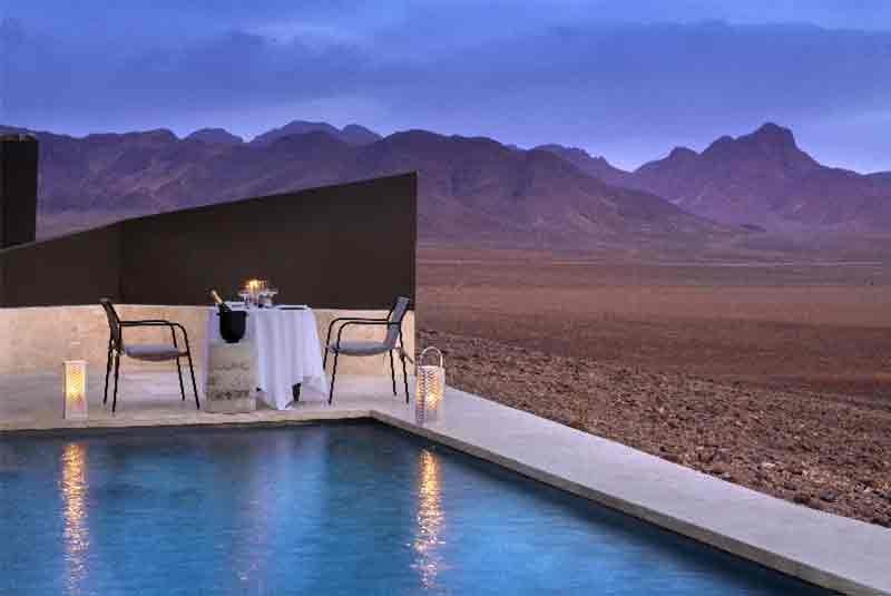&Beyond Sossusvlei Desert Lodge