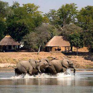 Nsefu River Camp