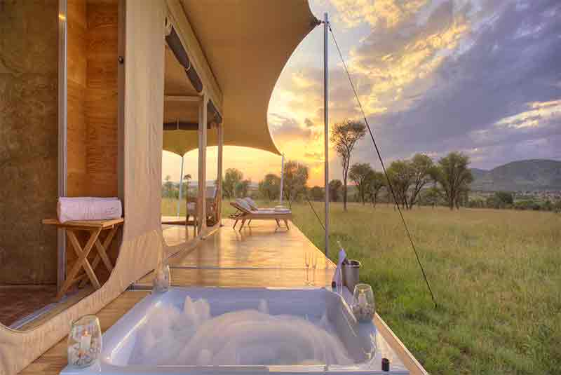 Top 5 Mobile Safari Camps in Africa