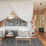 Main bedroom accommodation with luxurious furnishings