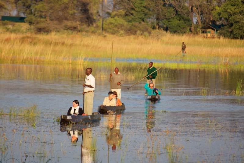 Okavango Trip