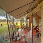 Encounter Mara afternoon tea lounge