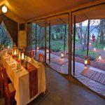 Encounter Mara dining room