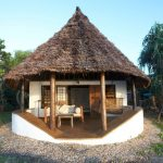 Matemwe lodge guest room exterior