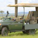 Photographic safari vehicle