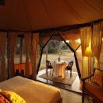 Siwandu guest suite interior looking outside