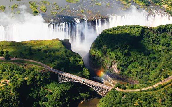 Don't miss out at Victoria Falls.