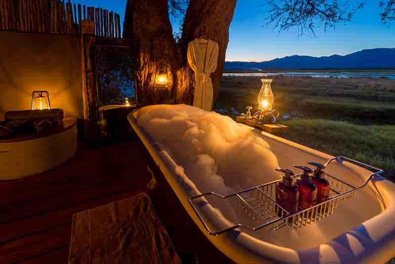 Zimbabwe's Luxury Safari Lodges